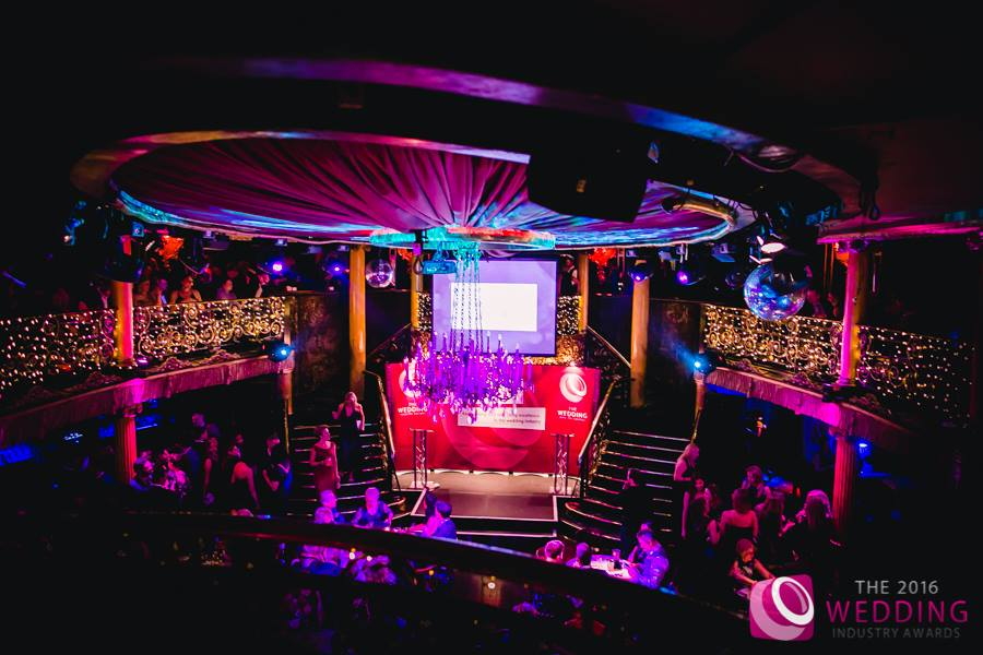 Wedding Industry Awards 2016 Cafe De Paris